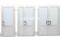 Двери для павильона